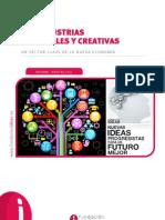 I-Las Industrias Culturales y Creativas-Ec