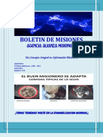 Boletin de Misiones 19-07-2013