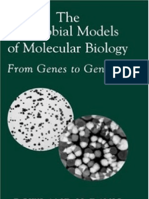 The Microbial Models Of Molecular Biology Heredity Earth