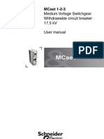 MCSet Instruction Manual Schneider
