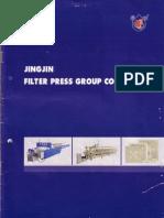 1) Catálogo Filtro Prensa China