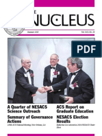 NESACS Summer Issue of The Nucleus