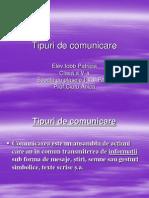 Tipu Ride Comunica Re