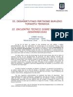 III ENCUENTRO TECNICO SOBRE PERSONAS DESAPARECIDAS PROGRAMA09