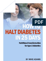 HaltDiabetes