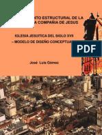 Comportamiento estructural de la iglesia de la Compañia de Jesus 02