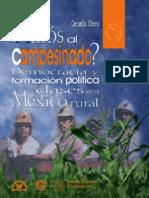 Otero Gerardo - Adios Al Campesinado (2004)
