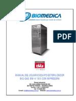 Manual Biogas Bm4