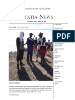 Statia News No. 05