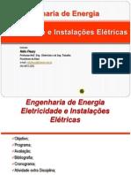 Eletricidade e Instalações Elétricas