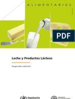Codex Leche y Productos Lacteos