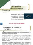 2005-11-17 Introduccion a La Gestion de Proyectos de Sosftware