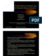 Columbus - Tool for Reverse Engineering Large Object Oriented Software Systems