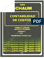 Libro Contabilidad de Costos Serie Schaum-james-A-cashin