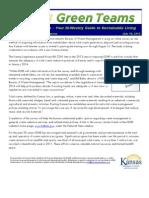 Kansas Green Guide - July 19, 2013