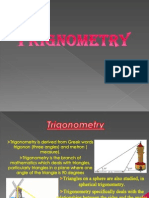 Trigonometry c