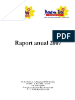 Raport anual 2007 RO