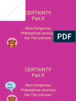 Certainty Ppt 2