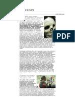 Algunas Formas de La Muerte