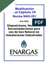 Anexo NAG 201 2008