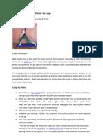 Jenis Senaman Pilates
