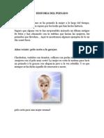 Historia Del Peinado en La Actualidad