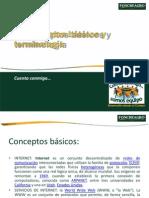 2. Conceptos basicos de internet y terminología