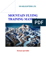 VIH Helicopter Mountain Flying Manual
