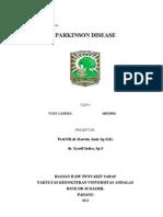 Yf Parkinson Yd