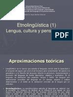 5. La etnolingüística (1)