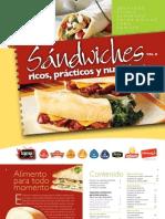 El Libro de Sandwiches