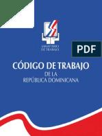 Codigo de Trabajo 1992 de La Republica Dominicana