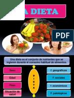 Dietas - Tipos de Dietas