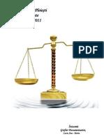 Decizii Relevante Trim IV 2011 - Curtea de Apel Ploiesti