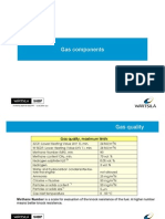 Gas Components Ppt