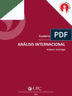 Análisis Internacional 2013