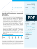 Barclays- Coal India  Connecting the Dots- Nationalization, Wages and Pension
