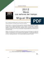 Dossier Mayas 2012