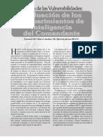 Ancker - 2002 - Evaluación de los requerimientos de inteligencia del comandante