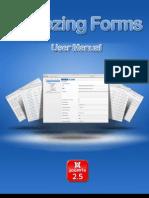Breezingforms User Manual