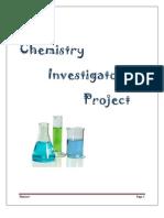 chemistryinvestigatory