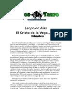 Alas, Leopoldo - Cristo de La Vega