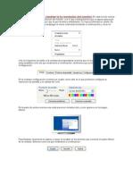 pequeño manual de uso de xp