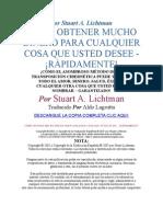 Primer Capitulo PDF Transposicion Cibernetica Como Obtener Mucho Dinero Rapido
