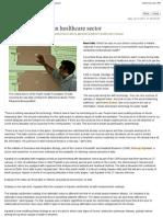 Big Data Revolution in Healthcare-Kapil Khandelwal-Livemint