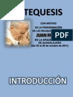 Catequesis reliquiasJP2