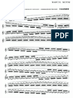 Flute - Moyse - Daily Exercises Complete