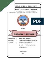 Fibrosis Pumonar
