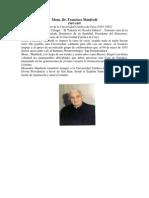 Mons. Dr. Francisco Manfredi