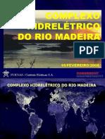 04-Complexo Hidrelétrico do Rio Madeira - Cesar Vaz de Melo - Antônio Pádua Guimarães - João B. Griebel.ppt
